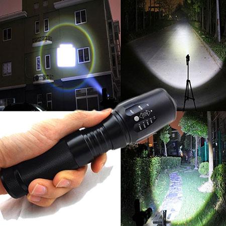 lumitact g700 tactical military flashlight
