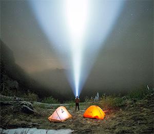 camping tents and survivar headlamp tl 900
