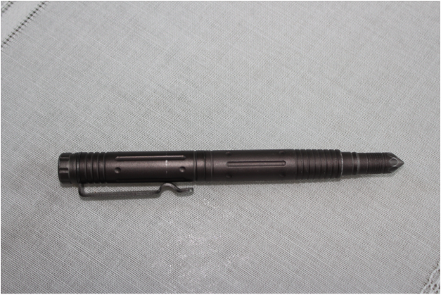 A Tactical Pen by dinarbowser