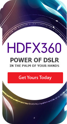 HDFX 360 review – An accessory for your smartphone