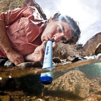 Primitive Survivors Filtration Straw