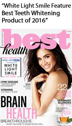 best doctor magazine white light smile