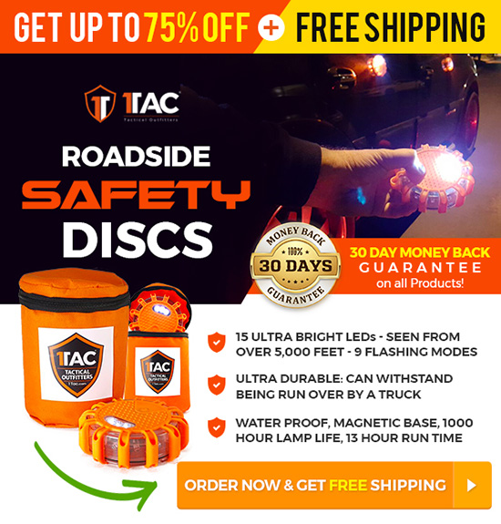 1tac roadside safety discs review