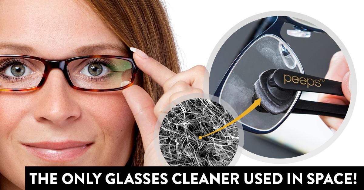 Peeps Carbon Klean – Hi Tech Glasses Cleaner