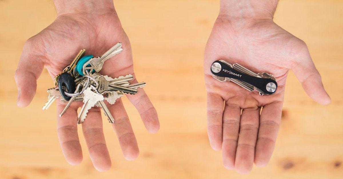 keysmart key holder